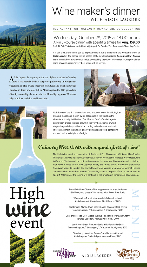 High Wine October 2015